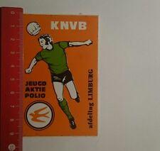 Aufkleber/Sticker: KNVB afdeling Limburg (261216102)
