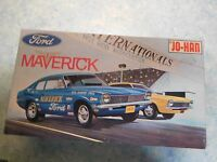 Jo- Han 1970 Maverick Showroom or Funny car Model Kit # C-1370:200