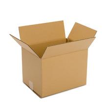 "Pratt Cardboard Boxes, 18"" Length x 12"" Width x 10"" Height, (Pack of 25)"