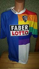 VfL Bochum 1997/98 Kult Trikot XXL Regenbogen Jersey Faber away Heim Triko Shirt