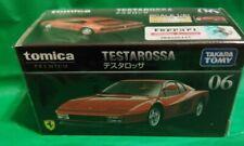 Takara Tomy Tomica Premium 06 Ferrari Testarossa Diecast 193611