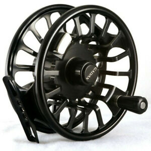 Galvan TORQUE 8 Fly Reel • Black Color • New • NEVER OUT OF BOX • 20% OFF MSRP!