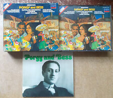 Porgy & Bess 3 CD  Box Set LORIN MAAZEL & CLEVELAND ORCHESTRA & CHORUS Gershwin