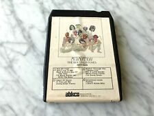 The Rolling Stones Metamorphosis 8-Track Tape TESTED Mick Jagger, Keith Richards