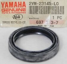 NOS Genuine YAMAHA TTR250 YZ125 YZ250 YZ490 OEM FORK SEAL Part 2VM-23145-L0 NEW