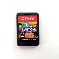 1-2-Switch (Nintendo Switch, 2017) Authentic Cartridge Only Tested & Works