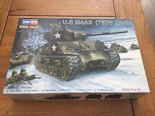 MAQUETTE CHAR U.S M4A3 (76) W TANK  HOBBY BOSS 1/48 NEUF 8