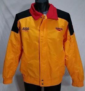 Vintage 90's Duracell Rahal - Hogan Racing Size Large Descente Jacket Indy Car