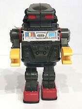 Horikawa Monster Robot With Pilot In Head Battery Operated Vintage Rare