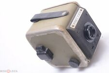 UNBRANDED PRECIDES 1955* ALUMINUM 6X9CM BOX ON 120 ROLL FILM FRENCH CAMERA WORKS