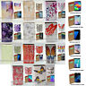 For Samsung Galaxy Series - Butterflies Print Wallet Mobile Phone Case Cover #2