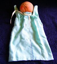1970'S VINTAGE SOFT & SWEET NEWBORN BABYDOLL PUPPET DOLL!   HANDCRAFTED!!