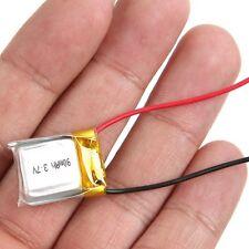 Futaba 3.7V 90mAh Polymer lipo Battery Replacement Lithiu 1S DIY Plane Model