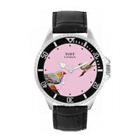 Toff London TLWL-6380 Grey Finches Bird Watch