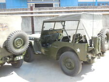 Vendo Jeep Willis FORD