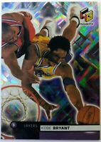 1999 99-00 Upper Deck HoloGrFX Kobe Bryant #28, Los Angeles Lakers, Black Mamba