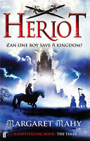 Heriot by Margaret Mahy (Paperback) New Book