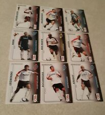 SHOOT OUT CARDS 2005/06 (05/06) - Fulham Set of 18 Cards
