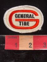 Vtg GENERAL TIRES Car Tire Advertising Patch 00MF