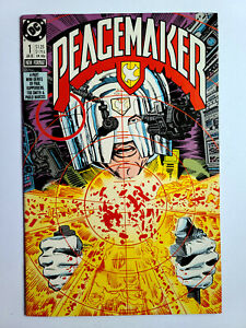 Peacemaker #1 (1988 DC) VF/NM