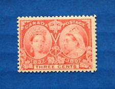 CANADA (#53) 1897 Queen Victoria Diamond Jubilee MNH single