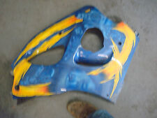 1998 98 Suzuki GSXR750 GSXR 750 GSX-R Left Side Fairing