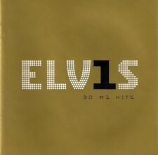 ELVIS PRESLEY (NEW SEALED CD) 30 # NO. 1 GREATEST HITS COLLECTION VERY BEST OF