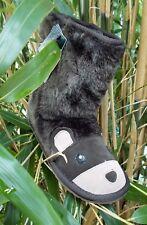 EMU Winter Stiefel LEDER Teddy Schaft Australian Boots Bär MERINO Wolle 36 NEU