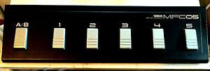 ~Vintage~Yamaha MFC05 MIDI Foot Controller