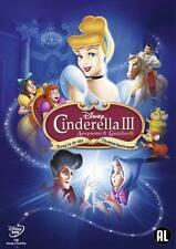 DVD -  CINDERELLA 3  / ASSEPOESTER 3  - (DISNEY) 2007  (ANIMATIE)  -  NEW SEALED