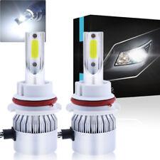 9007 HB5 LED Headlight Lamp Hi/Low Beam Conversion Kit For Dodge Grand Caravan