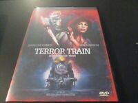"DVD NEUF ""TERROR TRAIN (LE MONSTRE DU TRAIN)"" Jamie LEE CURTIS - horreur"