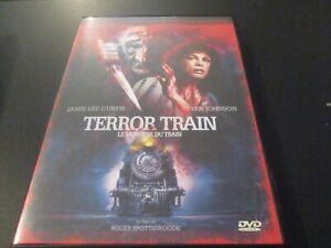 "DVD NEUF ""TERROR TRAIN (LE MONSTRE DU TRAIN)"" Jamie LEE CURTIS - horreur"