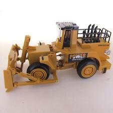 1:50 Bulldozer Construction Vehicle Diecast Model Sound & Light Pullback 1/50