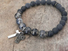 Obsidian Stone Handcrafted Bracelets
