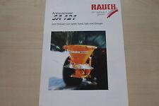 159231) Rauch Anbaustreuer SA 121 Prospekt 09/2003