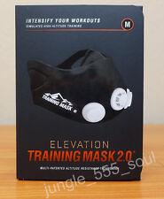 ELEVATION Training Mask 2.0 High Altitude MMA Fitness - MEDIUM