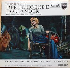 R Wagner-'Der Fliegende Holländer'-Originalaufnahme Der Bayreuther Festspiele-LP