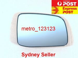 RIGHT SIDE MIRROR GLASS FOR NISSAN XTRAIL X-TRAIL T31 2007-2014 WITH BACK PLATE