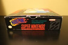 Mario Paint / SNES (Super NES) - Includes Game, Manual, Case, All Ads, & Box!