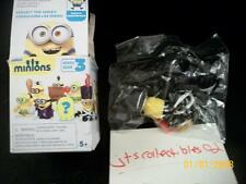 Mega Bloks Minions Series 3 Ultra Rare Vive Le Minion Solidier Figure Despicable