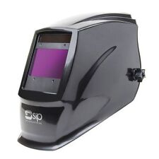 SIP 02884 Meteor 2300 Large Viewing Auto Headshield Darkening Welding Mask E122