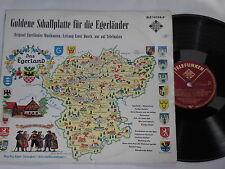 ORIGINAL EGERLÄNDER MUSIKANTEN -Goldene Schallplatten für die Egerländer- LP
