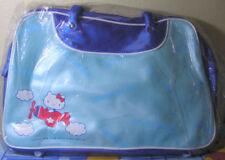 NWT Saniro Hello Kitty blue school bag shoulder bag