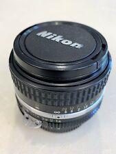 NIKON NIKKOR 50mm 1.4 AIS Manual Lens [NEAR MINT]