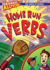 Home Run Verbs (Grammar All-Stars: the Parts of Speech)-ExLibrary
