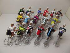 2015 Complete Peleton Cycling  figurines set miniature Trek Giant Sky Pinarello