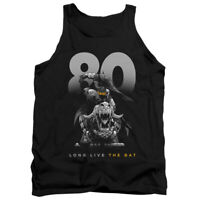 BATMAN BIG 80 Licensed Men's Graphic Tank Top Sleeveless Tee SM-2XL