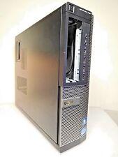 Genuine Dell Optiplex 790 Desktop Empty Computer Case Slim Desktop