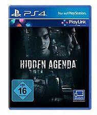 Hidden Agenda - [PlayStation 4] von Sony Computer E... | Game | Zustand sehr gut